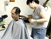 「義」起來剪髮